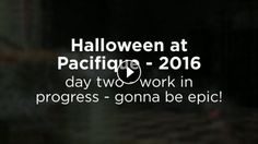 Second Life - Pacifique Halloween 2016 creating Halloween at Pacifique - 2016...