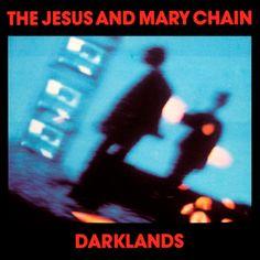 Darklands is the second album by Scottish alternative rock band The Jesus and Mary Chain. Bon Jovi, Lp Vinyl, Vinyl Records, Royal Republic, Rock And Roll, Mazzy Star, Alternative Rock, Pochette Album, Audio