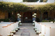 Gorgeous wedding venue: Sunstone Winery near Santa Barbara, CA