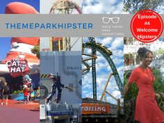 ThemeParkHipster Show Episode 4: How to Plan for a Day at a Theme Park Alone - ThemeParkHipster