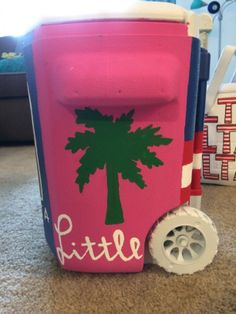 Little // Lily Pulitzer // Cooler