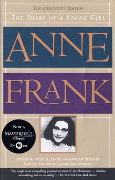 10 recommended classic books worth reading, including The Diary of a Young Girl by Anne Frank.