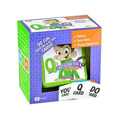 Qs Race to the Top OntheGo Pack fun questions and activities for practicing social skills manners and emotional control * Want additional info? Click on the image. Note:It is Affiliate Link to Amazon.