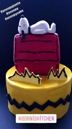 Snoopy Cake  #borniskitchen