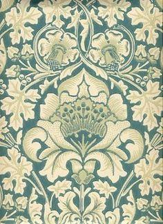 William Morris, Thistle.
