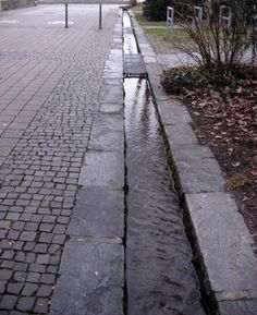 stormwater channels