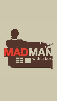 The doctor-Truly a madman with a box, not a hero.