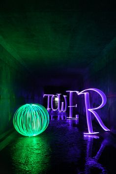 ↂ 'TOWER' NEON SIGN ๑෴MustBaSign෴๑