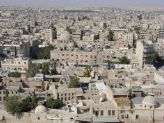 Aleppo, Syria- to be able to roam the streets where my mom grew up.