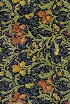 William Morris The decorative arts firm of Morris, Marshall, Faulkner & Co., founded 1861
