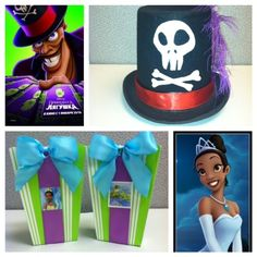 "Photo 1 of 21: PRINCESS AND THE FROG / Birthday ""Lauryn's 5th birthday"" 