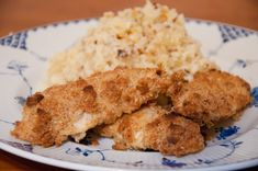 I love chicken, I love chicken tender-ish things, and I like chicken that isn't dry. {that last part being key} So I've adapted an idea from my rock awesome Mum.Way back when Mr. Not So…