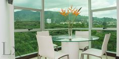 Think about having a cup of coffee with this view at The Greenview Apartment at Central Park Escazú - Escazú - Costa Rica http://lxcostarica.com/property/greenview-apartment-centralpark-escazu