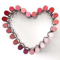 Escolha a cor mais adequada para cada ocasião e brilhe com os batons Mary Kay!