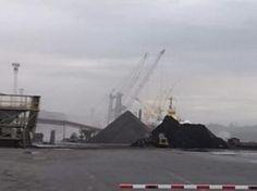 Asturias. Se vuelve a disparar la #contaminación en el entorno del Puerto de Avilés - Contenido seleccionado con la ayuda de http://r4s.to/r4s