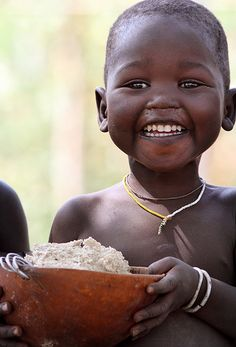 Ethiopian Tribes, Suri by Dietmar Temps, via Flickr