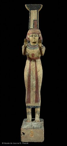 Visitor trails : Osiris: An Ancient Egyptian God   Louvre Museum   Paris