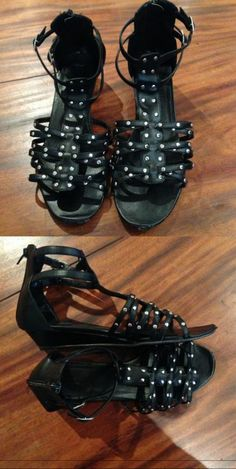 Available @ TrendTrunk.com Aldo Sandals. By Aldo. Only $16.00!