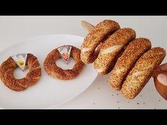 Această rețetă va fi FAVORITĂ! Reteta de paine de susan turcesc, foarte usor # 279 - YouTube Sesame Bread Recipe, Bread Recipes, Cooking Recipes, Brioche Bread, Turkish Recipes, Daily Bread, Bagel, Scones, Brunch