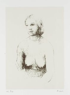 Henry Moore OM, CH 'Girl I', 1974 © The Henry Moore Foundation, All Rights Reserved, DACS 2014