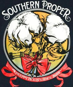 Southern Proper - I love these t-shirts!  Very soft and comfy!