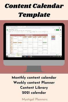 Self Development, Personal Development, Time Management Printable, Blog Planner, Social Media Content, Journal Inspiration, Printable Planner, Productivity, Planners