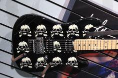 ESP Guitar NAMM 2014 #guitar #musicians #namm #esp