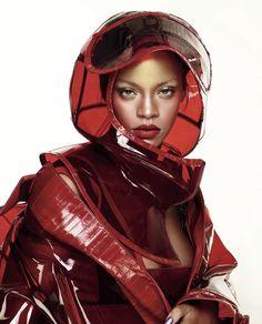 Rihanna Fenty Beauty, Rihanna Style, Rihanna Riri, Dolce & Gabbana, Editorial Photography, Fashion Photography, Photography Magazine, Beauty Photography, Bold Makeup Looks