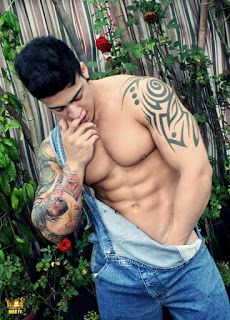 THE CATS BOYS: HOT+: Michell Santos