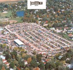 Cedarburg Maxwell Street Days