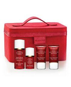 Free Clarins Super Resorative Luxury Collection!