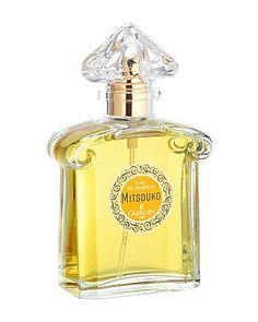 Mitsouko Eau de Toilette Guerlain perfume - a fragrance for women 1919 Guerlain Perfume, Perfume Versace, Perfume Zara, Fragrance Parfum, Perfume Bottles, Perfume Fragrance, Perfume Good Girl, Best Perfume, Essential Oil Blends