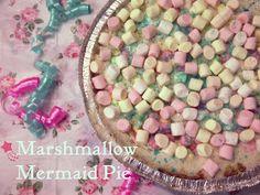 ❤ Trina Bakerelli ❤: Marshmallow Mermaid Pie