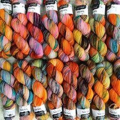 Next round of clubs opening next week, stay tuned! Wool Yarn, Knitting Yarn, Hand Knitting, Knitting Projects, Crochet Projects, Hedgehog Fibres, Yarn Inspiration, Spinning Yarn, Yarn Thread