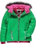 Meisjes winterjas Bomba for girls groen