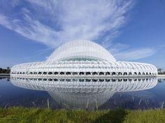 Santiago Calatrava-designed Florida Polytechnic University to Open