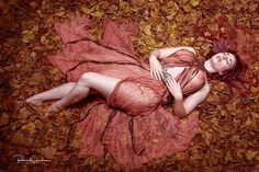 Photographic Studio, Model Photographers, Editorial Photography, Autumn Leaves, Red Hair, Editorial Fashion, Lightroom, Canon, Ballet Shoes