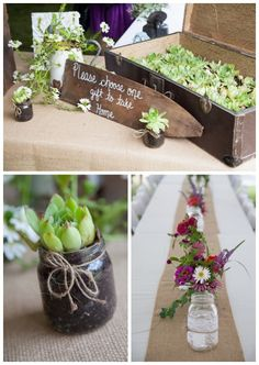 ** Real Wedding ** A Summer Wedding with the Festive Touch