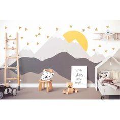 Typische Einrichtungsfehler im Kinderzimmer: Der Themen-Raum Typical furnishing errors in the nursery: the theme room Baby Room Boy, Baby Bedroom, Nursery Room, Girl Room, Kids Bedroom, Baby Rooms, Boys Room Wallpaper, Girls Room Paint, Ideas Habitaciones