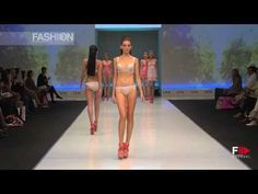 "▶ ""CPM BODY & BEACH"" Spring Summer 2014 Moscow HD by Fashion Channel - YouTube"