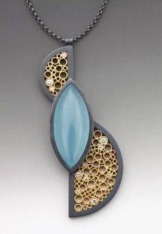 Necklace by Belle Brooke Barer
