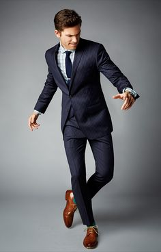 I need this suit! Banana Republic Monogram Suits