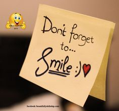 Smile forward 2015. Like pay it forward only with a smile... Share share... Make everyone you know smile because one smile can change a day.