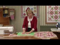 Quilt Blocks on American Barns - Corn and Beans & Hens and Chicks - YouTube