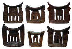 Ethiopian Headrests 101-106