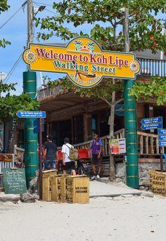 Koh Lipe, Thailand Visit Thailand, Thailand Travel, Tarutao National Marine Park, Ko Lipe, Forest Decor, Thailand Wedding, Walking Street, Small Island, Archipelago
