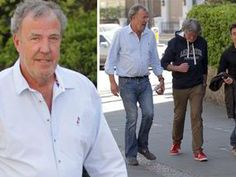 JEREMY CLARKSON has said that he's extremely lucky to have such great chemistry with co-stars Richard Hammond and James May.