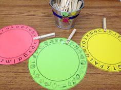 Literacy Without Worksheets: Literacy Centers