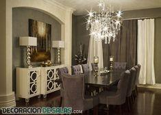 156 mejores imágenes de comedor elegante | Home decor, Elegant ...