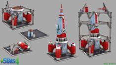 The Sims 4 Art Dump - Polycount Forum